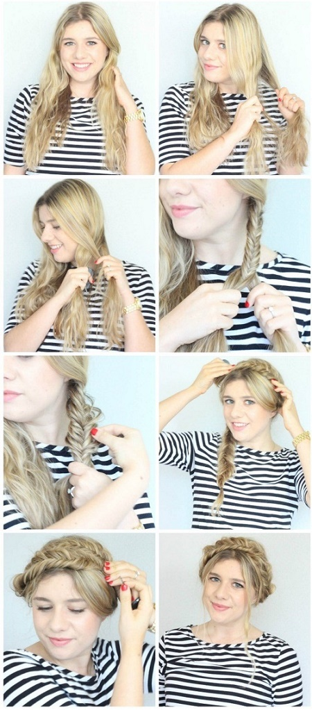 Hairstyles for Oily Hair - 14