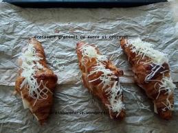 Croissant gratinat