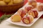 Cartofiori casing of bacon