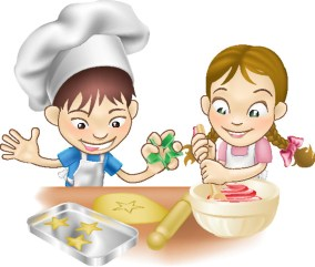 canstockphoto4463120-2-children-cooking
