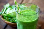 Mint Smoothie with Cumin seeds