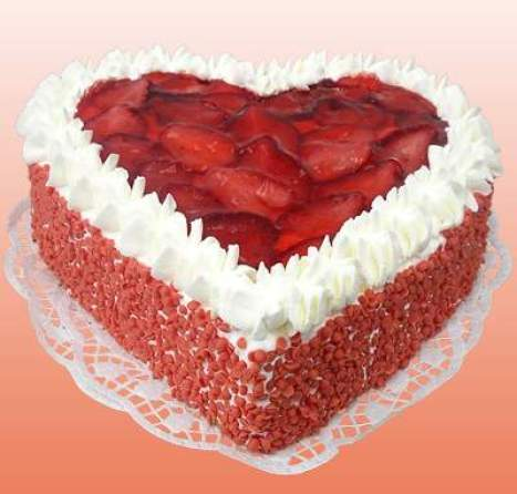 A special cake