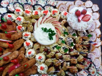 Appetizers platters