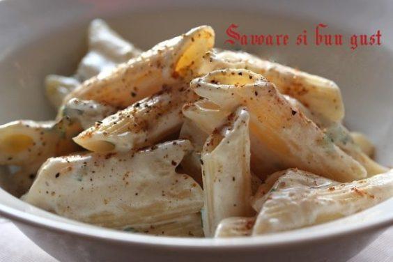 pasta-sauce-with-gorgonzola