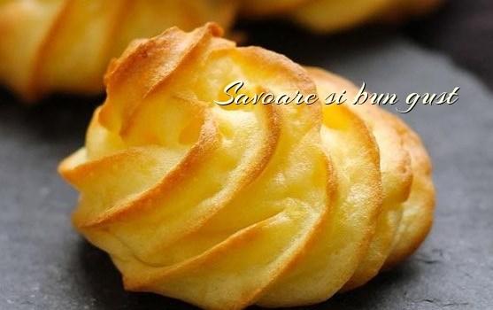 Cartofi Duchesse- pommes de terre