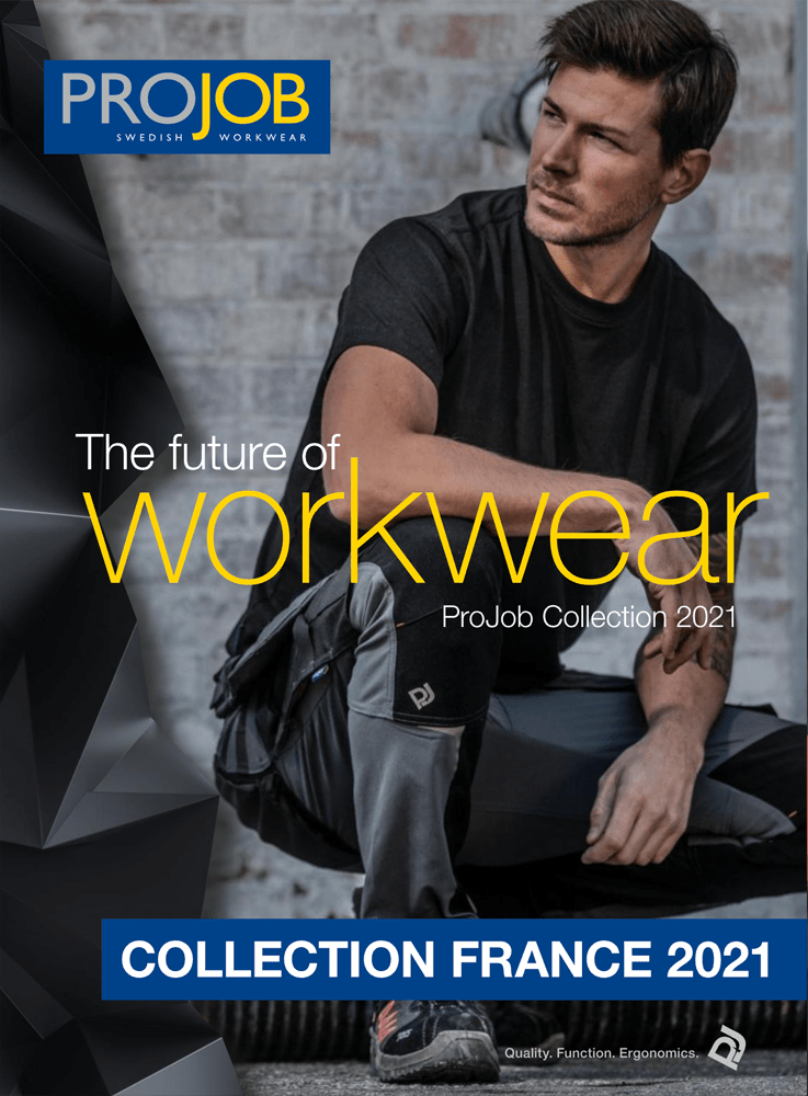 catalogue projob collection france 2021