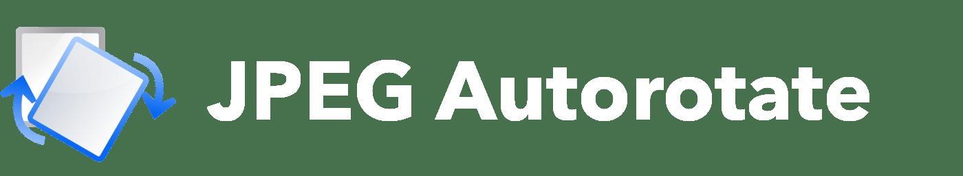 JPEG Autorotate