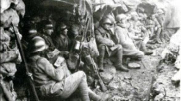 Artiglieri nella Grande Guerra