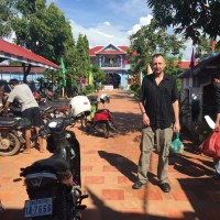 A visit to prison in Siem Reap, Cambodia