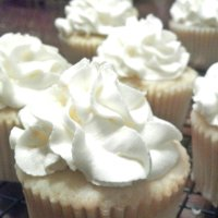 A Little Sunshine - Triple Citrus Cupcakes
