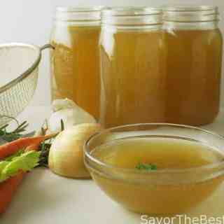 Chicken Broth (Bone Broth)