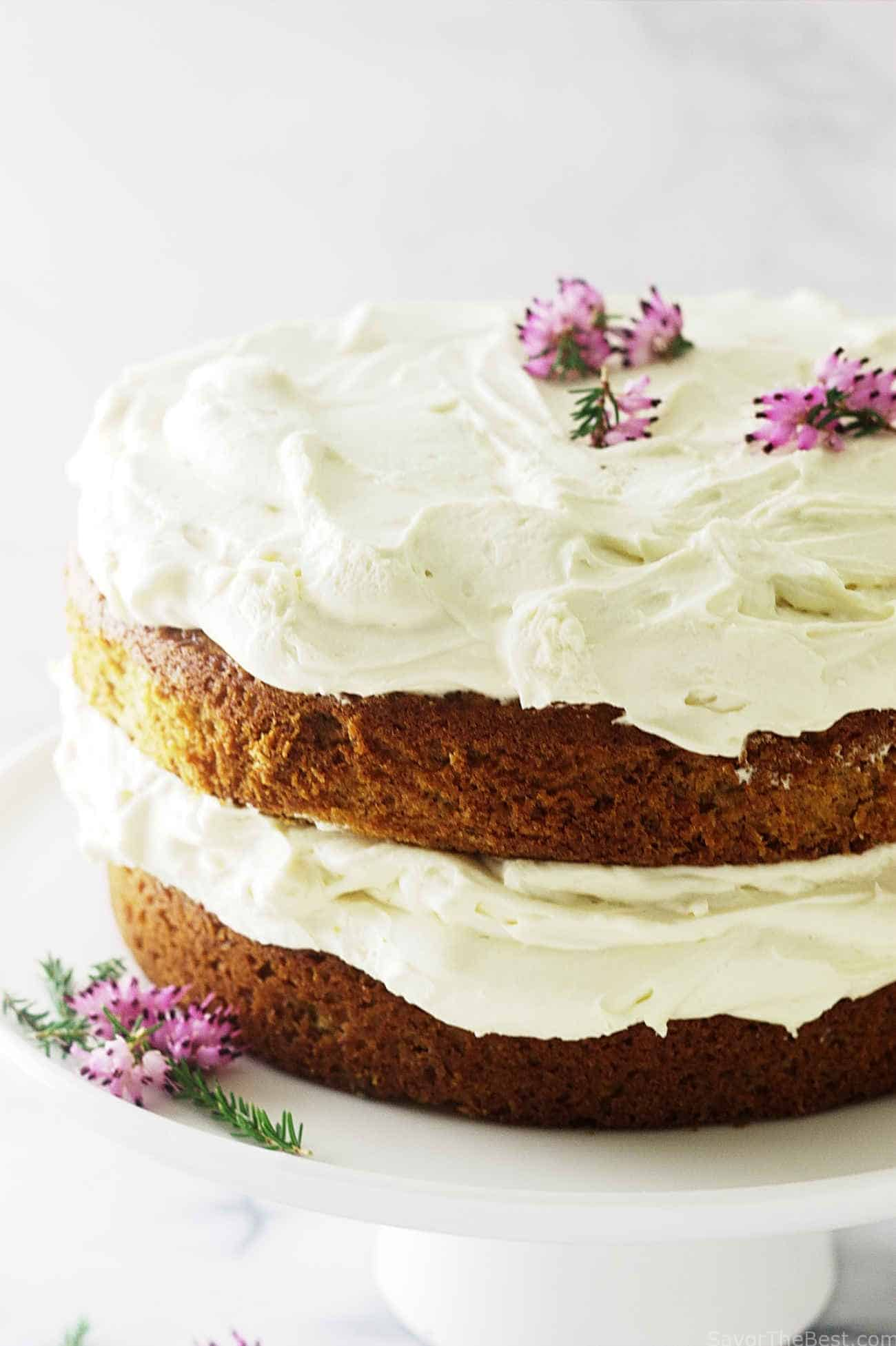 Einkorn Flour Cake Recipes