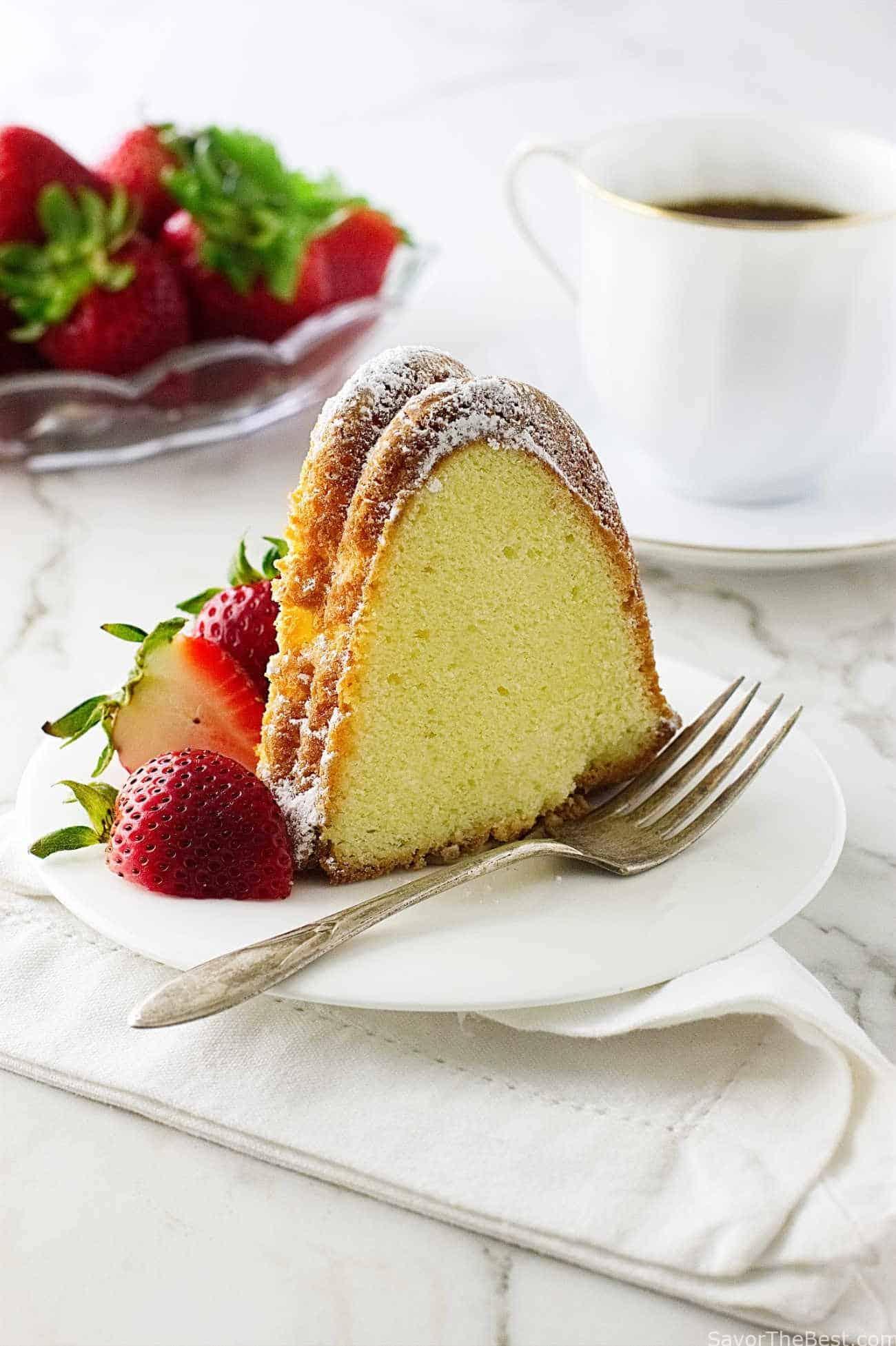 Pound Cake Recipe Without Baking Powder Or Baking Soda