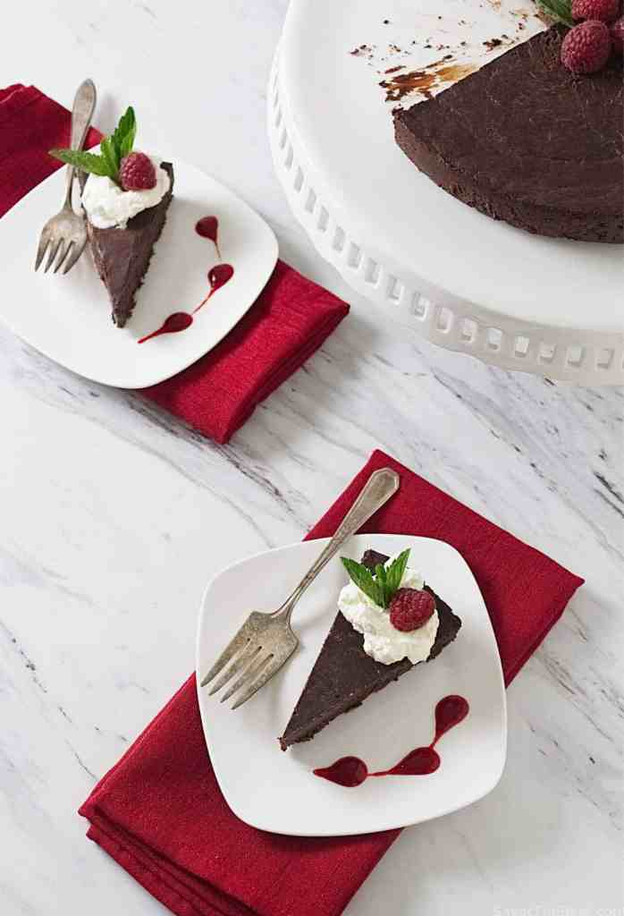 Beranbaum Chocolate Cake