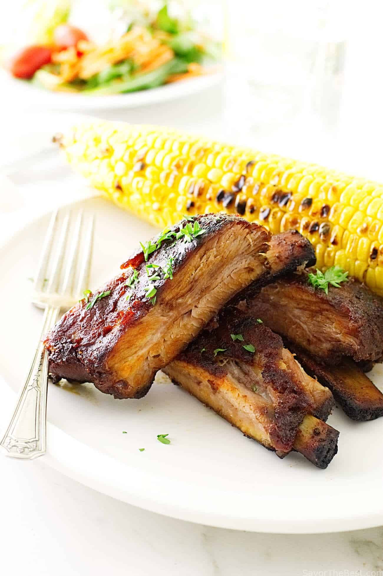 Easy Barbecue Pork Ribs - Savor the Best