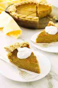 Copycat Costco Pumpkin Pie
