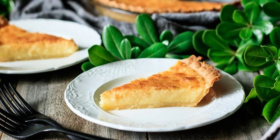 Egg Custard Pie Recipe Paula Deen