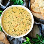 The Best Creamy Wild Rice Soup