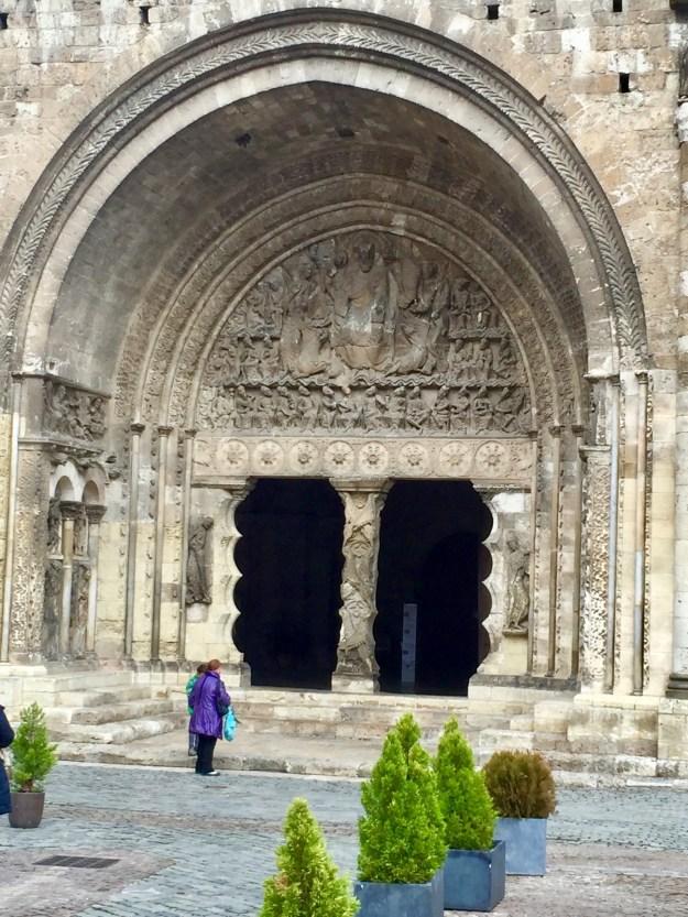 Moissac, France - Cloister Church