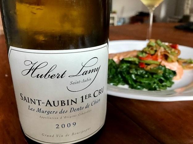 Saint Aubin Hubert Lamy Premier Cru