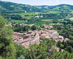 Emilia Romagna hills