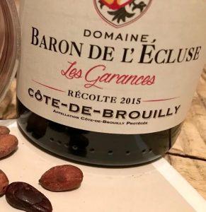 Les Garances Côte de Brouilly