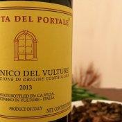 Aglianici del Vultura Campania wine