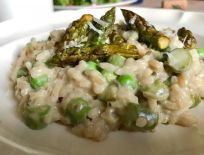 food wine pairing risotto