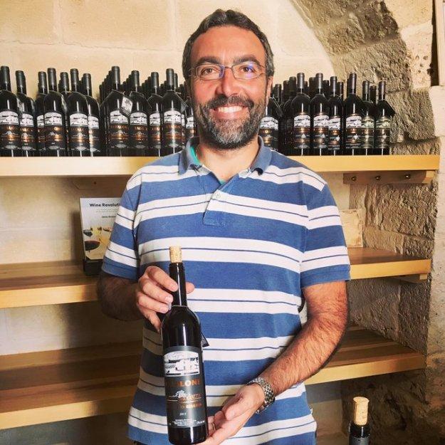 Pasquale Petrera Fatalone Gioia del Colli Puglia Italian Primitivo wine