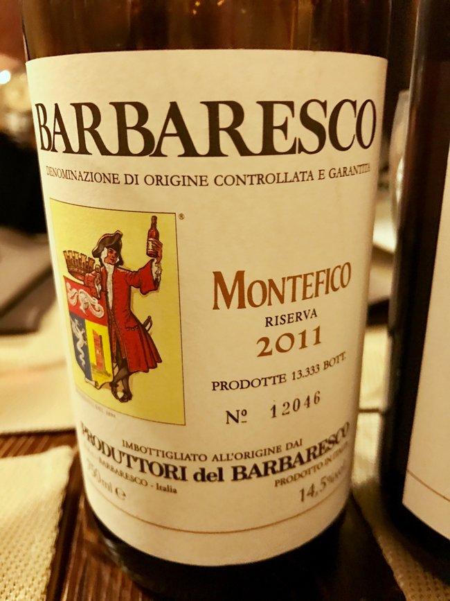 Barbaresco Piemonto Nebbiolo