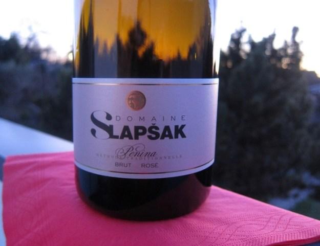 Domaine Slapsak Slovenia Sparkling Wine