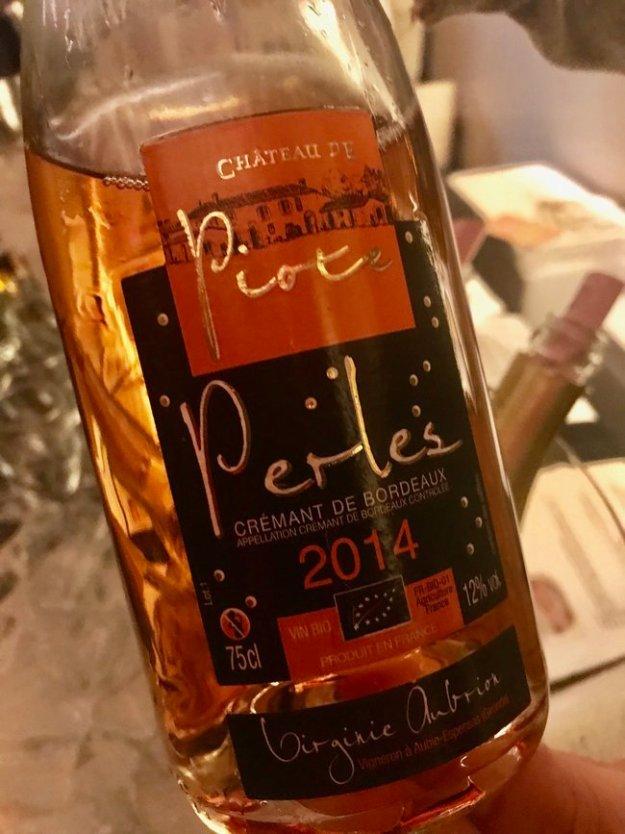 Crémant de Bordeaux AOP Rosé Château di Piote