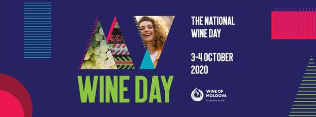 Moldova Wine Day October 2020
