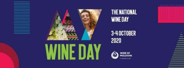 Moldova Wine Day October 2020