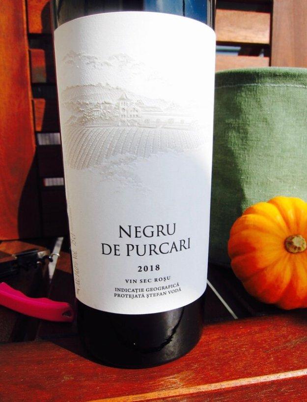 Negru de purcari moldova wine