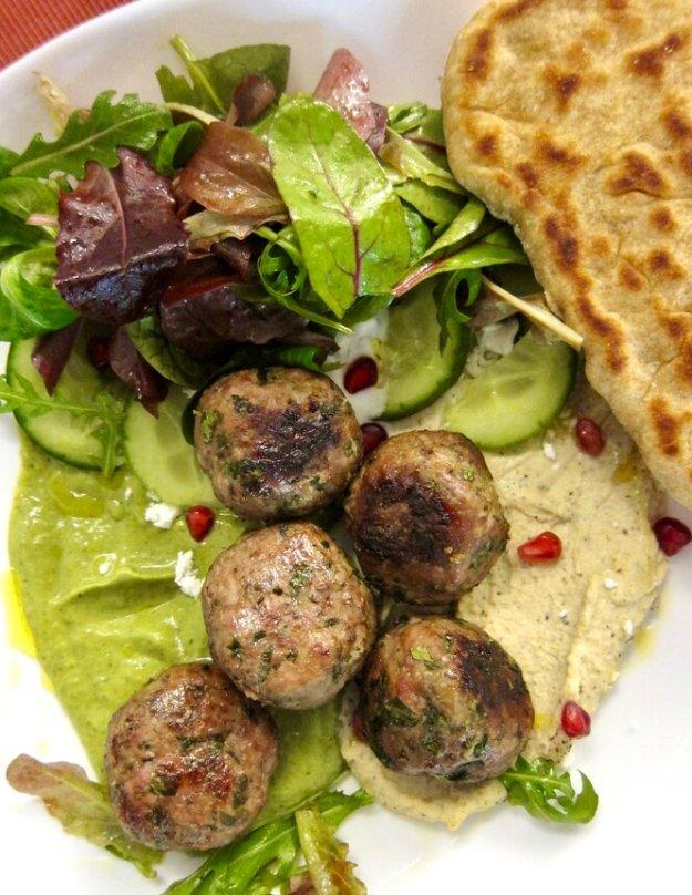 lamb meatballs recipe wine pairing
