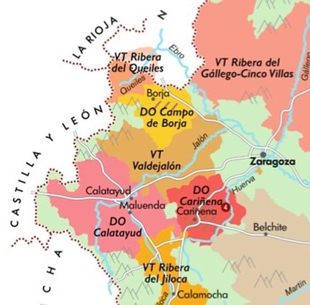 Valdejalón VT Aragón Spain
