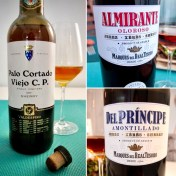 Amontillado Oloroso Palo Cortado Jerez Xeres sherry