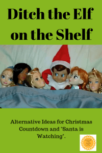 Ditch the Elf on the Shelf