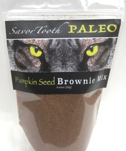 Savor Tooth Paleo Brownie Mix
