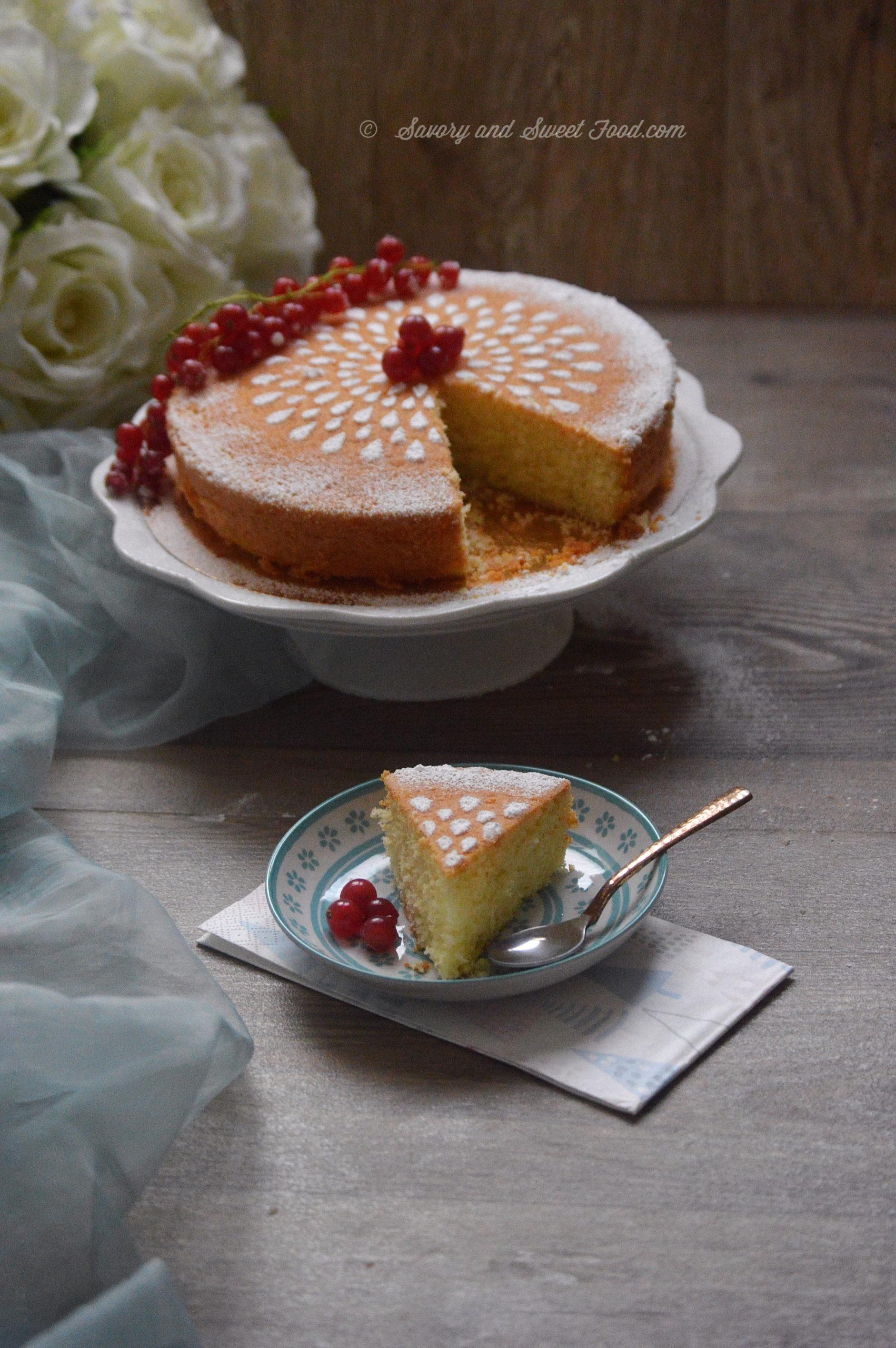 Victoria Sponge Cake Savory Amp Sweetfood