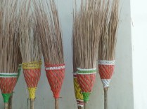 Brooms from a monastery