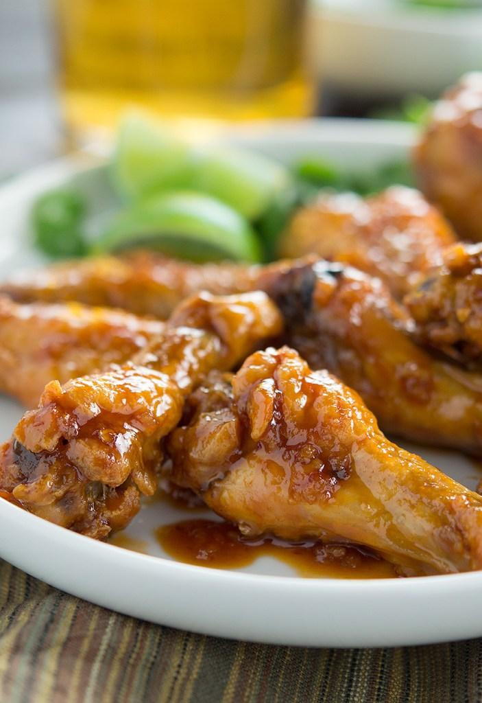 Honey Garlic Chipotle Wings dsc_0101