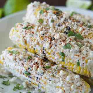 Elotes – Mexican Street Corn