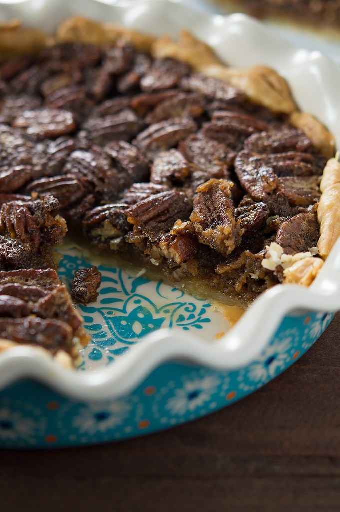 Bourbon and Browned Butter Pecan Pie dsc_0345