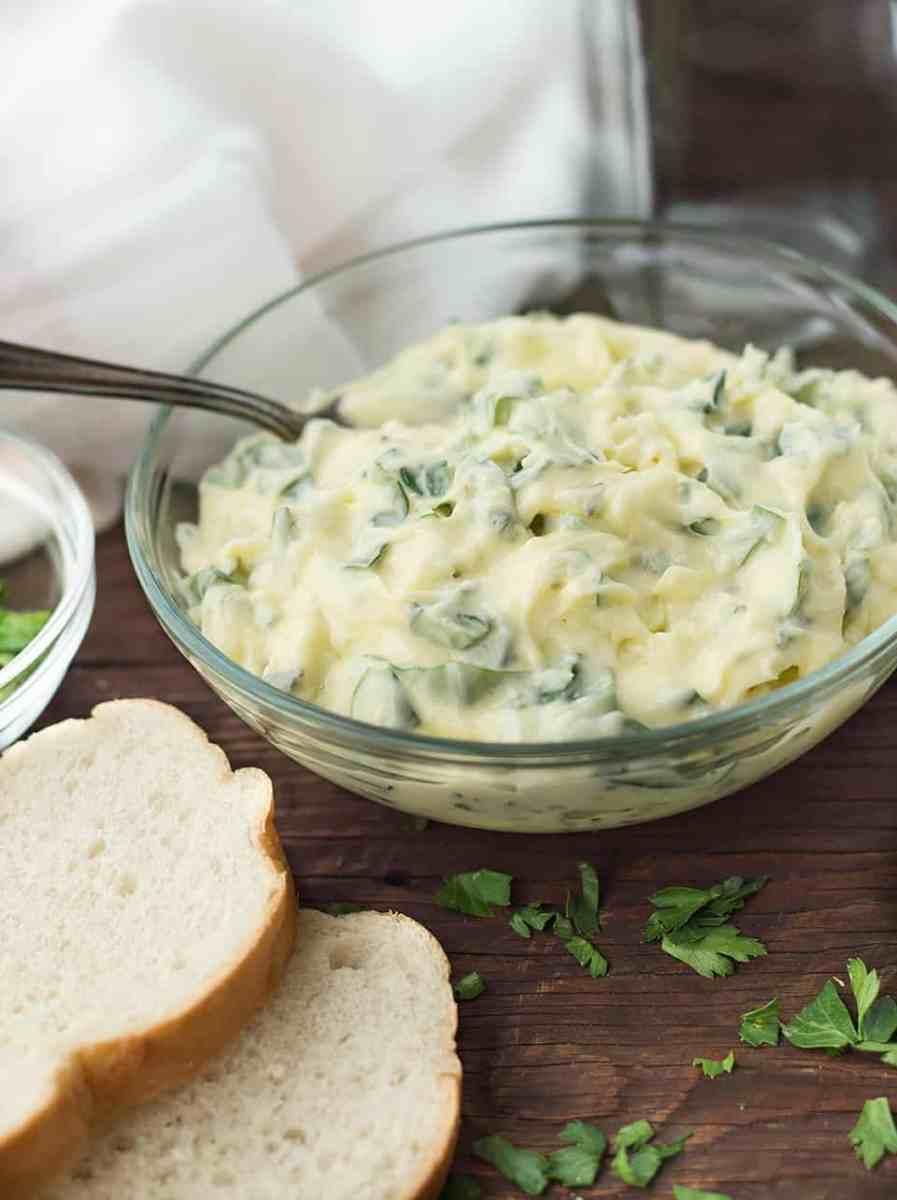 Italian Herb Truffle Butter