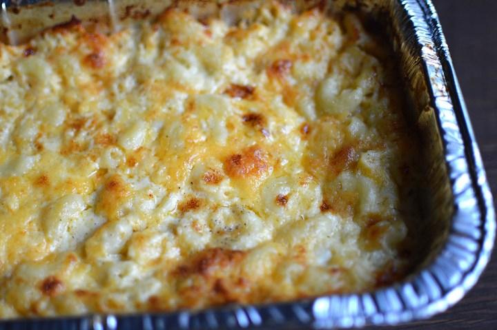 Make Ahead Freezer Macaroni and Cheese