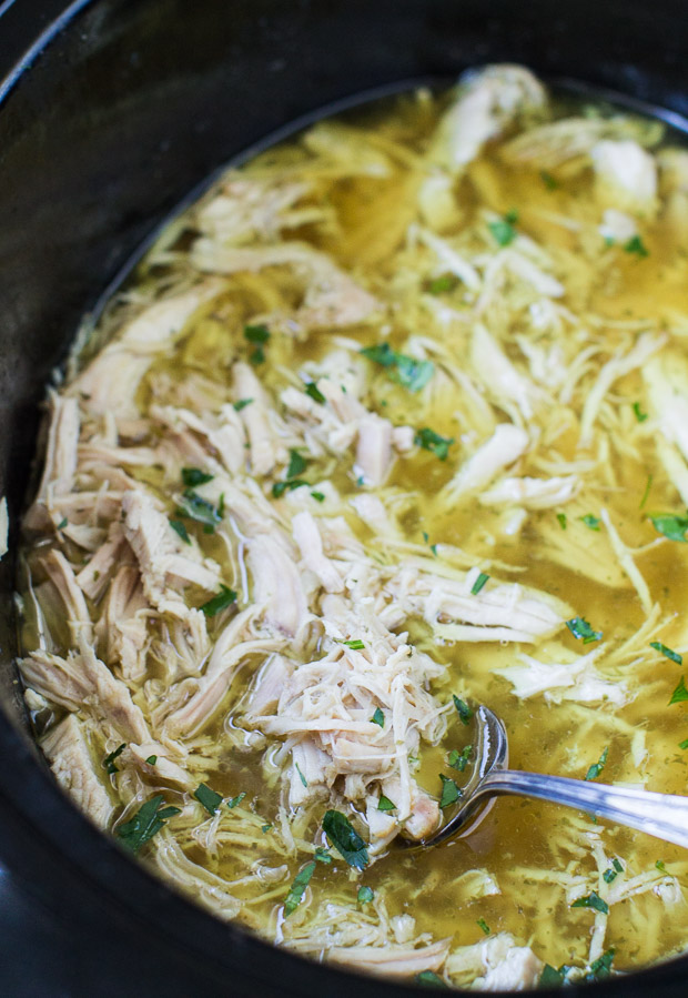 Slow-Cooker-Shredded-Turkey-Culinary-Hill