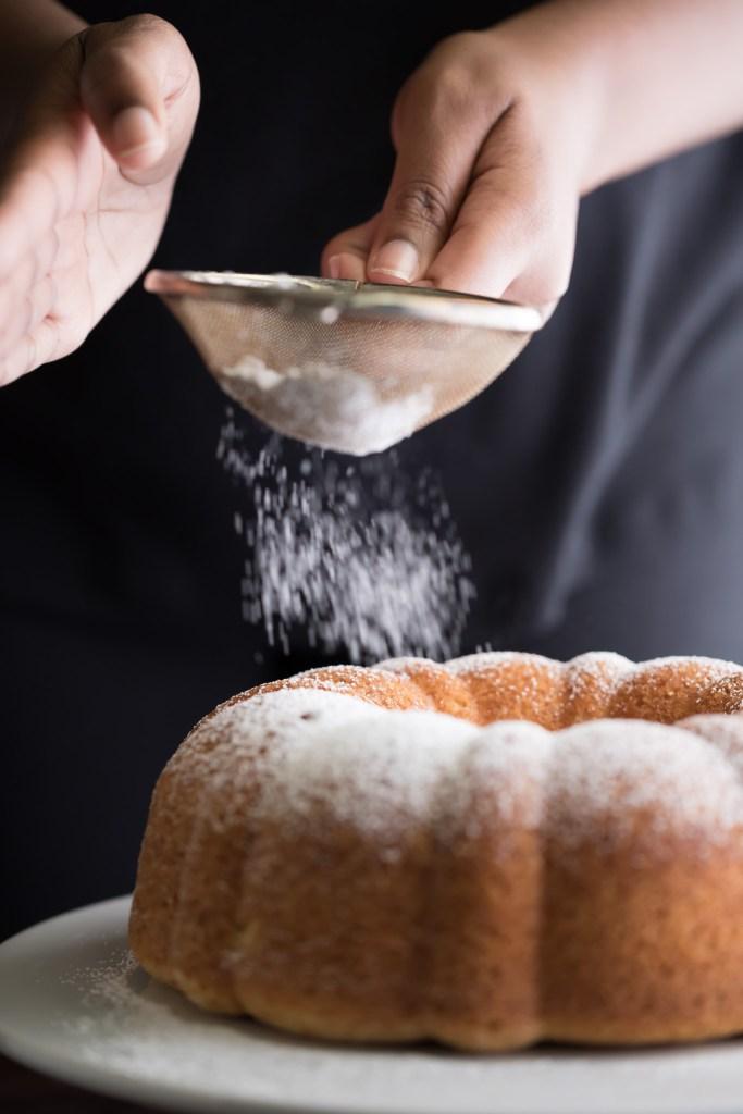 Amaratto Bundt Cake
