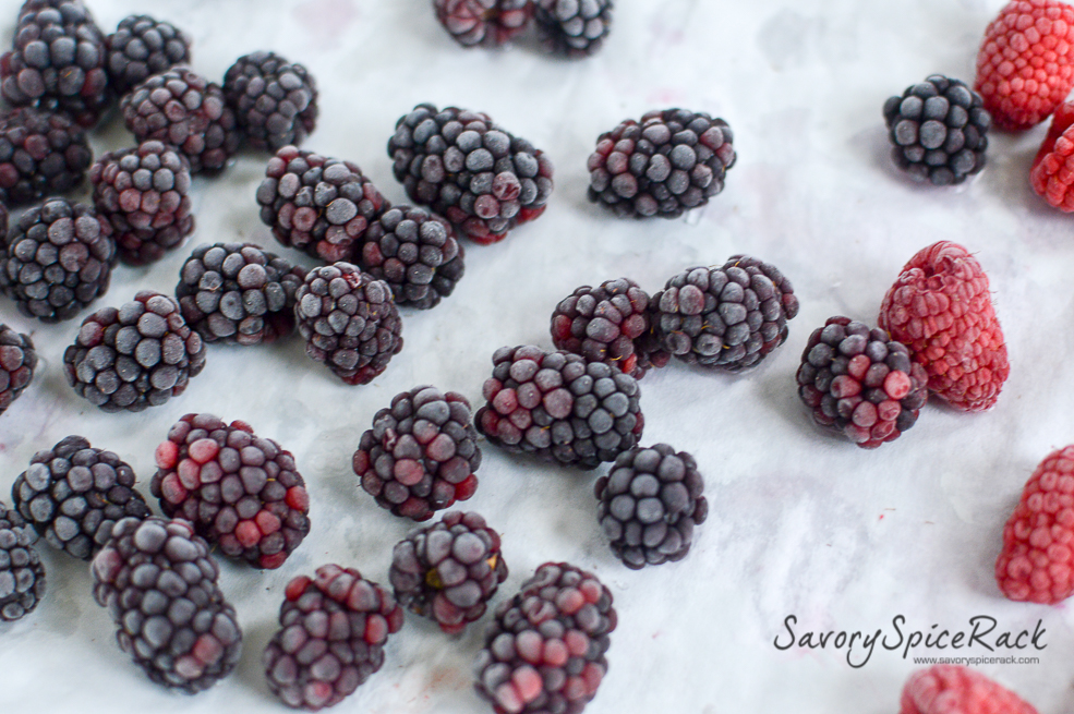freezing berries 5